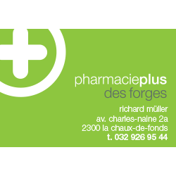 logo Pharmacie Plus des Forges