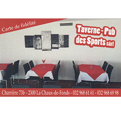Taverne des sports